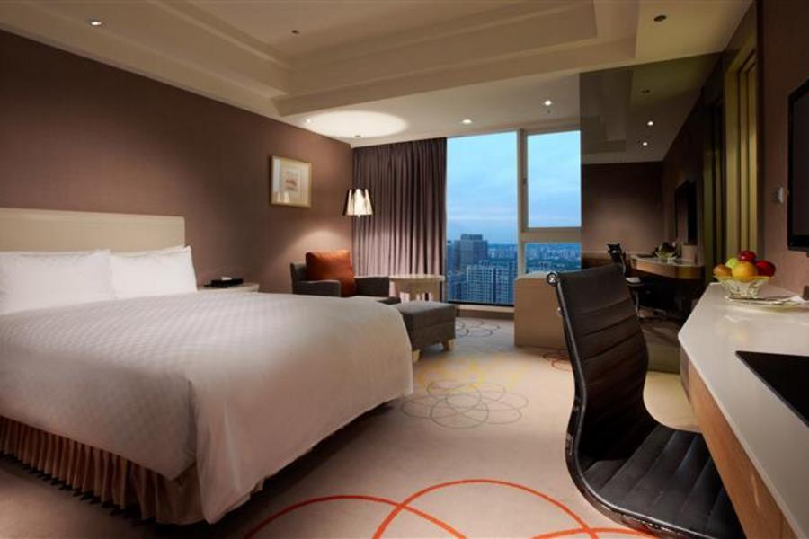 和運假期-新竹老爺酒店含早+2日租車