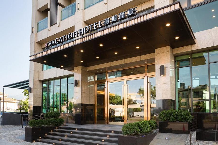 和運假期-台東V HOTEL假期商旅含早+2日租車
