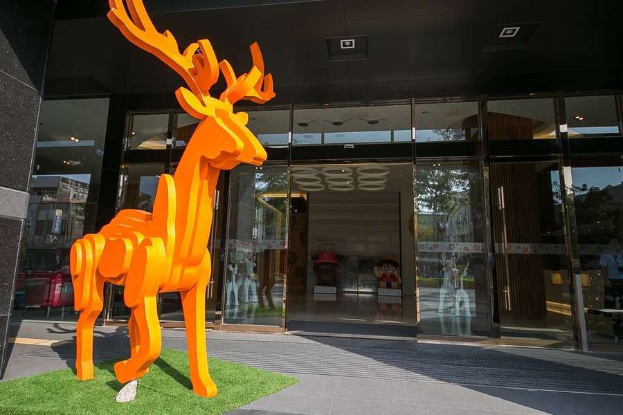 和運假期-台南榮美金鬱金香酒店含早+2日租車