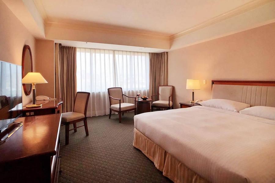 和運假期-台中長榮桂冠酒店含早+2日租車