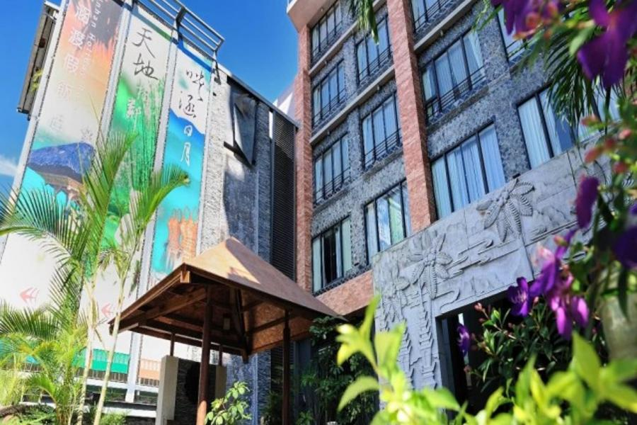 和運假期-日月潭映涵渡假飯店含早+2日租車