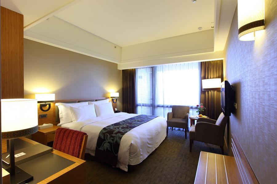 和運假期-花蓮福容大飯店含早+2日租車