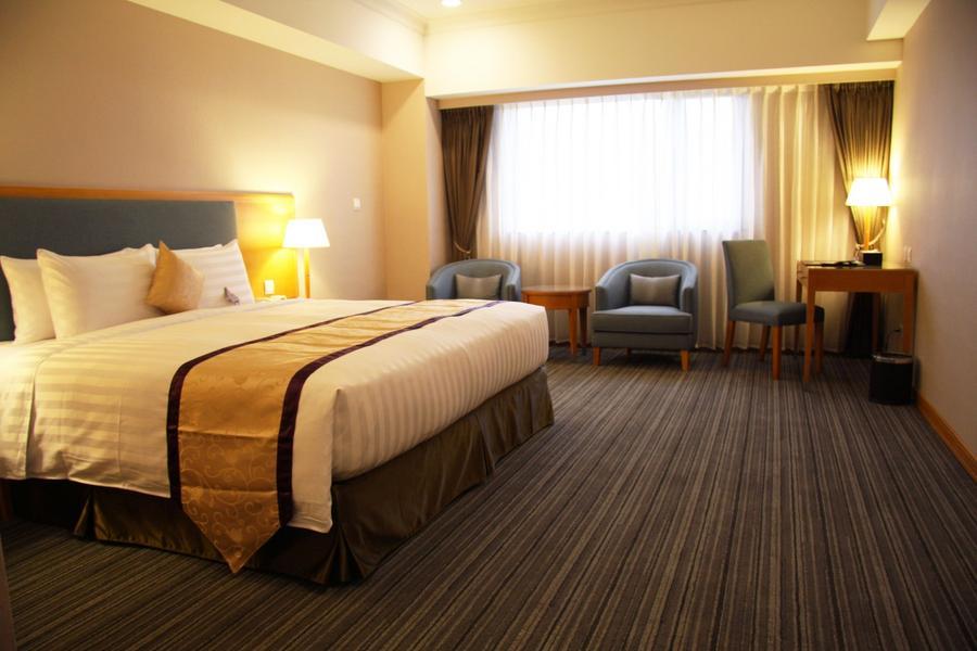 和運假期-台南富信飯店含早+2日租車