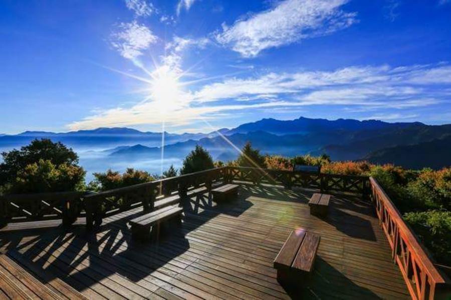 【MiniTour小巴】阿里山行館•日月潭湖畔•部落茶香美食三日