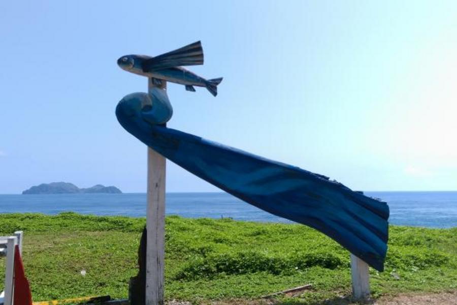 蘭嶼綠島雙島自由行三日【火車+飛機】