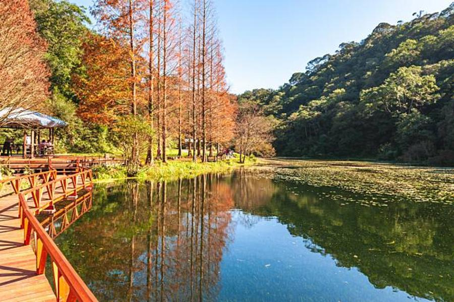 【東南賓士車】福山植物園、宜蘭窯烤山寨村、龍潭湖畔悠活園區一日遊