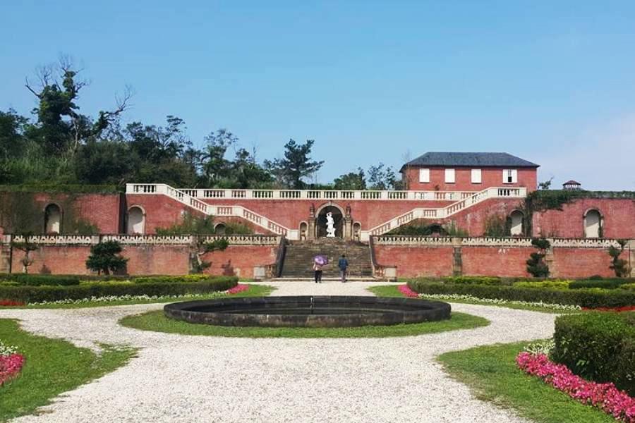 【東南賓士車】仁山植物園、清水地熱公園、中興文創園區一日遊