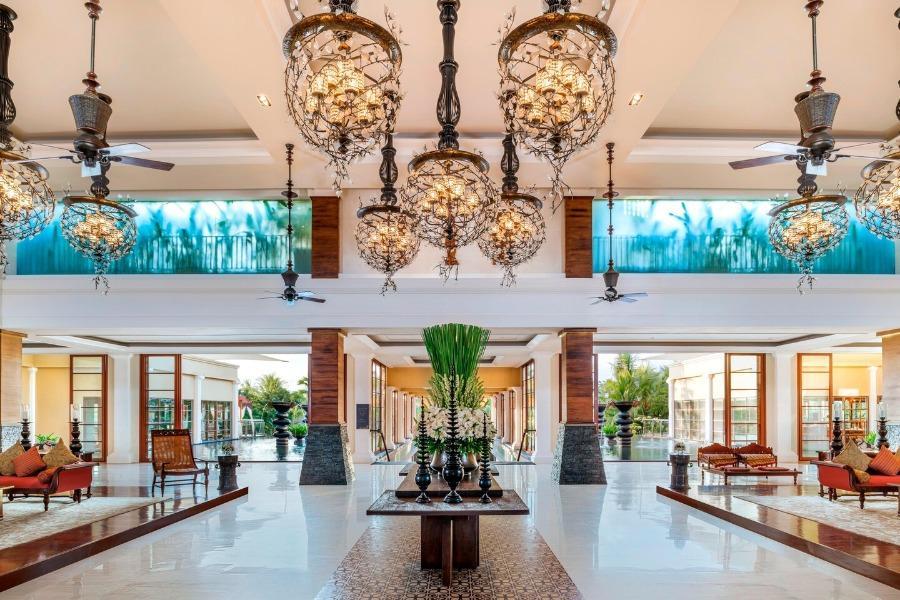 頂級聖瑞吉ST. REGIS酒店峇里島五日