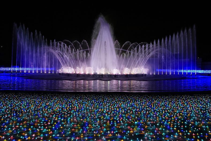 【銀白雙星光】燈海纜車、東京迪士尼、水晶宮、箱根神社、雪盆、溫泉5日