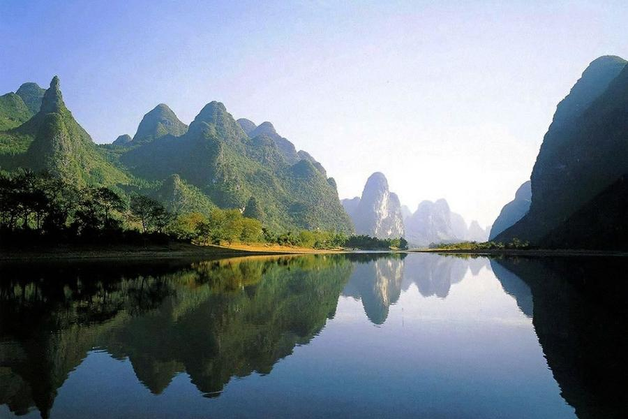 【鼠來寶】桂林奇景、船遊漓江、銀子岩、桂林千古情5日