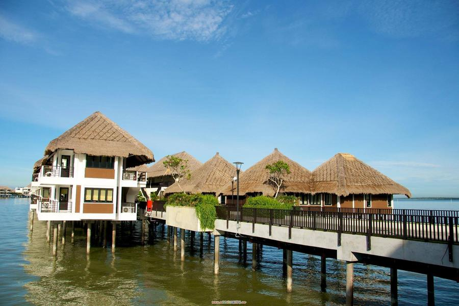 馬來西亞旅遊   愛上小杜拜~AVANI棕櫚2晚、娘惹文化、下午茶5日