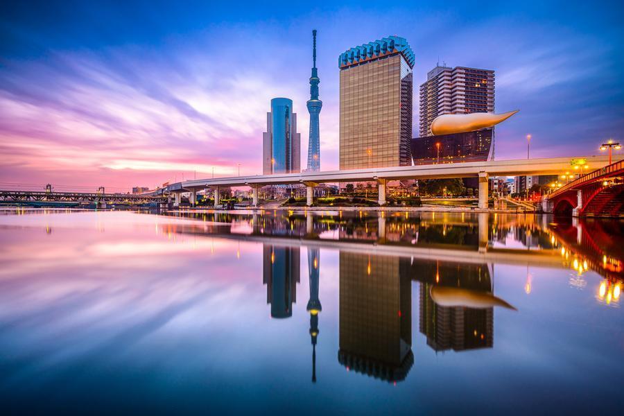 【玩味閃耀東京】迪士尼、晴空塔、佐原、雷門下町、白鳥船、螃蟹、溫泉5日