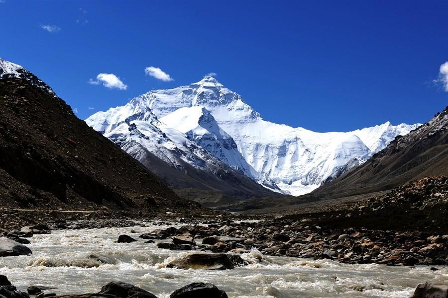 世界屋脊西藏、珠穆朗瑪峰、羊卓雍措、布達拉宮、大昭寺、青藏鐵路10日