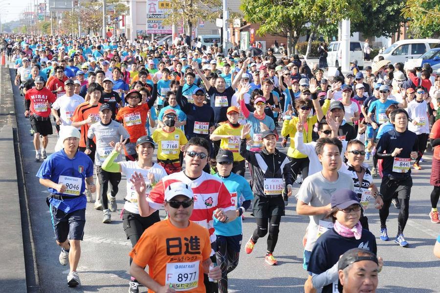 【主題旅遊】2020沖繩馬拉松4日(含小費)