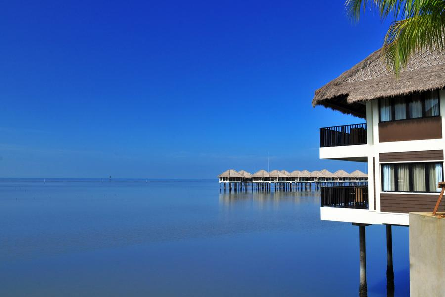 馬新旅遊 魚尾獅、環球影城、馬六甲遊船、黃金棕櫚渡假村 、大紅花5日