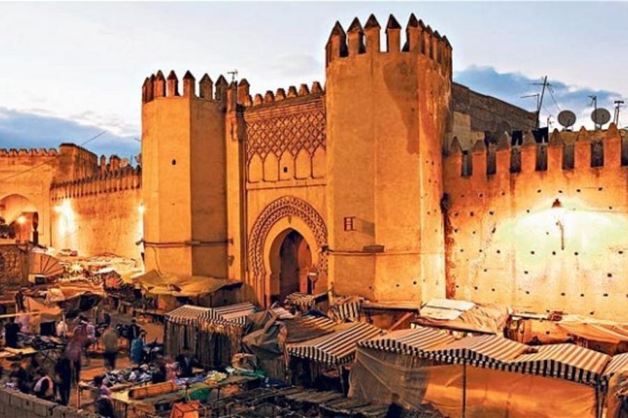 【魅力歐洲】摩洛哥四大皇城、撒哈拉沙漠、土堡旅館、六大世界遺產11日