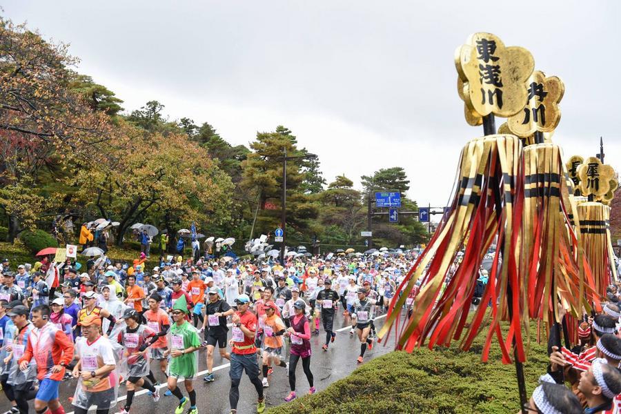 【2020 金澤馬拉松】保證參賽、合掌村、古川『你的名字』景點朝聖5日