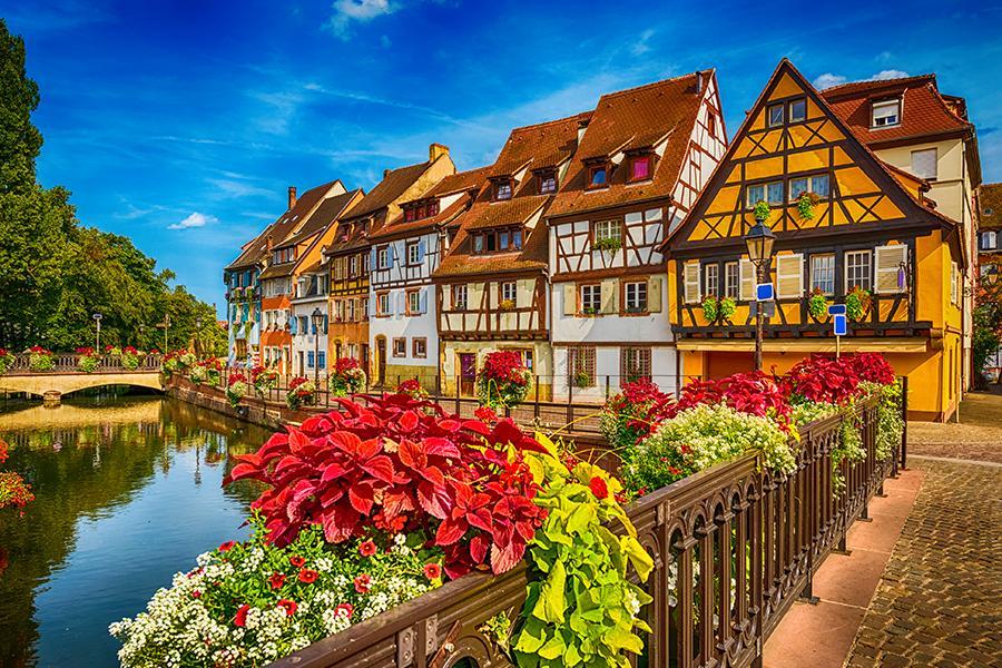 【賺很大】德盧法精選、亞爾薩斯雙城、盧森堡、葡萄酒城、賓士博物館8日