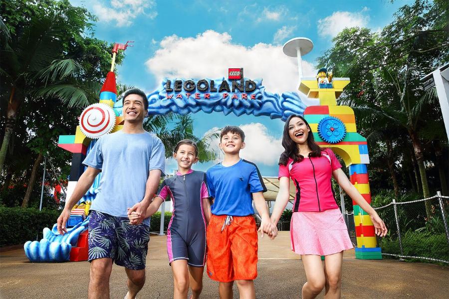 馬新旅遊 馬新遊樂園、環球、金沙、樂高三樂園、高樓觀景台、熱氣球體驗