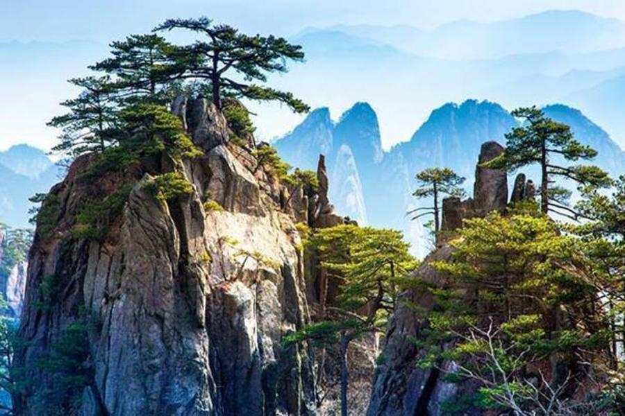 【仙境黃山絕色江西】最美婺源、畫裡宏村、瓷都景德鎮8日