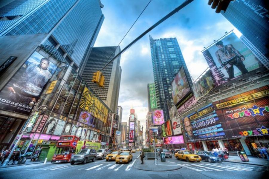 【賺很大】紐約大蘋果、慾望城市、陸海空深度體驗、OUTLET購物8日