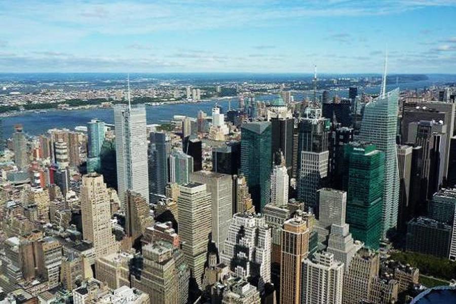 世界之都~紐約紐約 萬象曼哈頓情緣8天(CI)