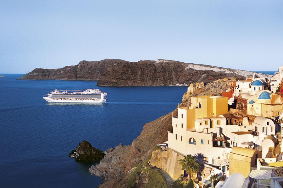 【公主遊輪】翡翠公主號~羅馬、阿瑪菲海岸、黑山、希臘vs愛琴海11日