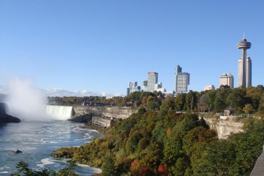 美東尼加拉瀑布十日~紐約、費城、華盛頓、波士頓、升等尼加拉瀑布面瀑房
