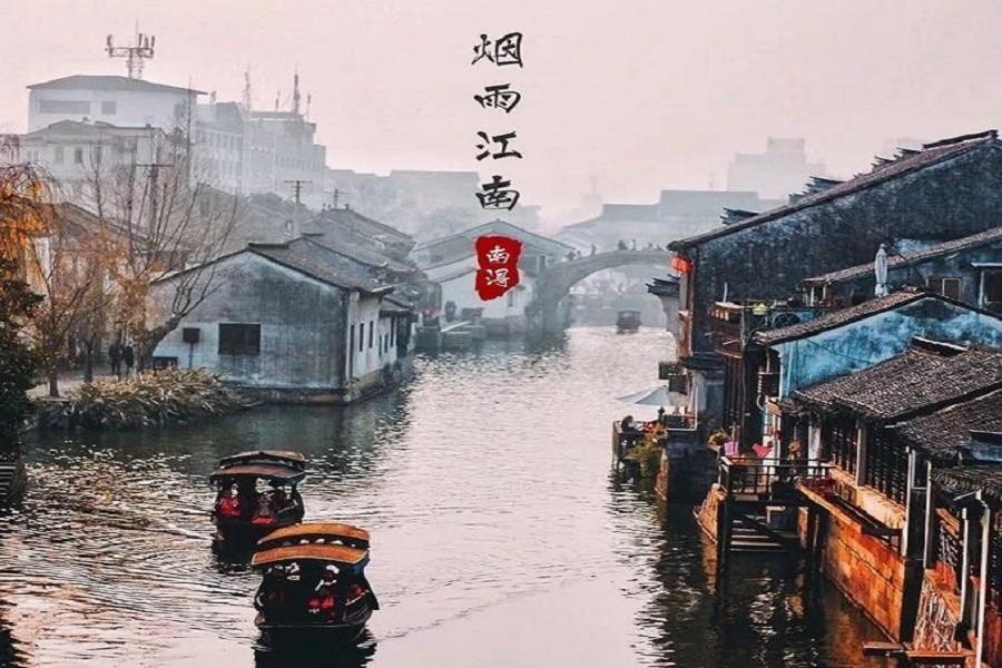 愛上海戀蘇杭、船遊黃浦江、特色水鄉民宿6日【西湖國賓館下茶】
