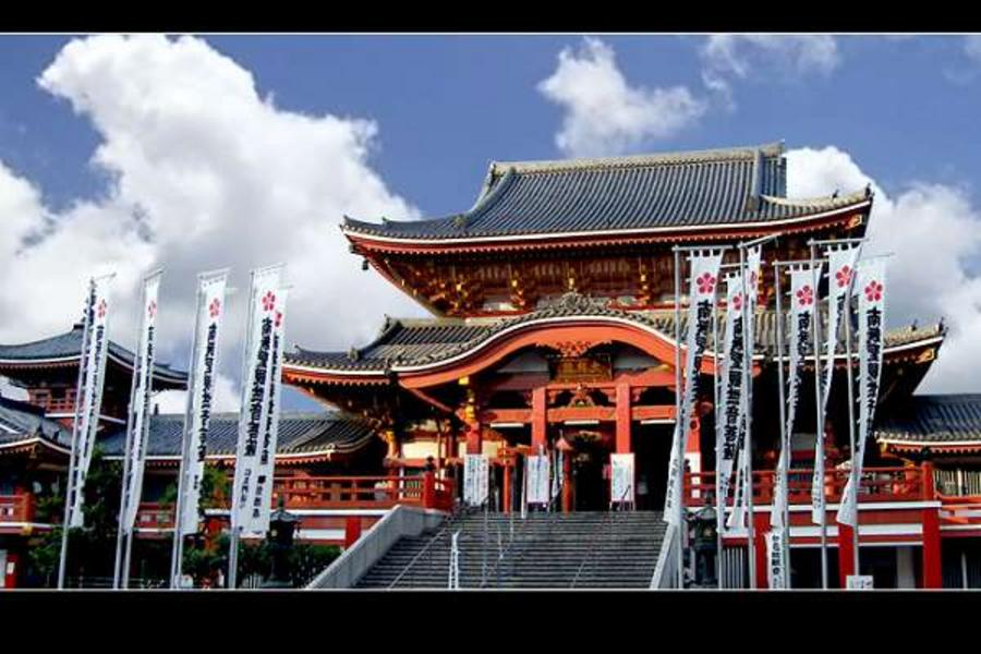 【超值限量】小資愛自遊★長島OUTLET‧名古屋城‧大須觀音輕旅5日