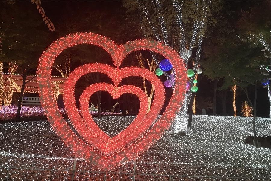 金鼠飆雪趣~韓國五彩星光庭園.變裝遊古宮.愛寶樂園.汗蒸幕4日