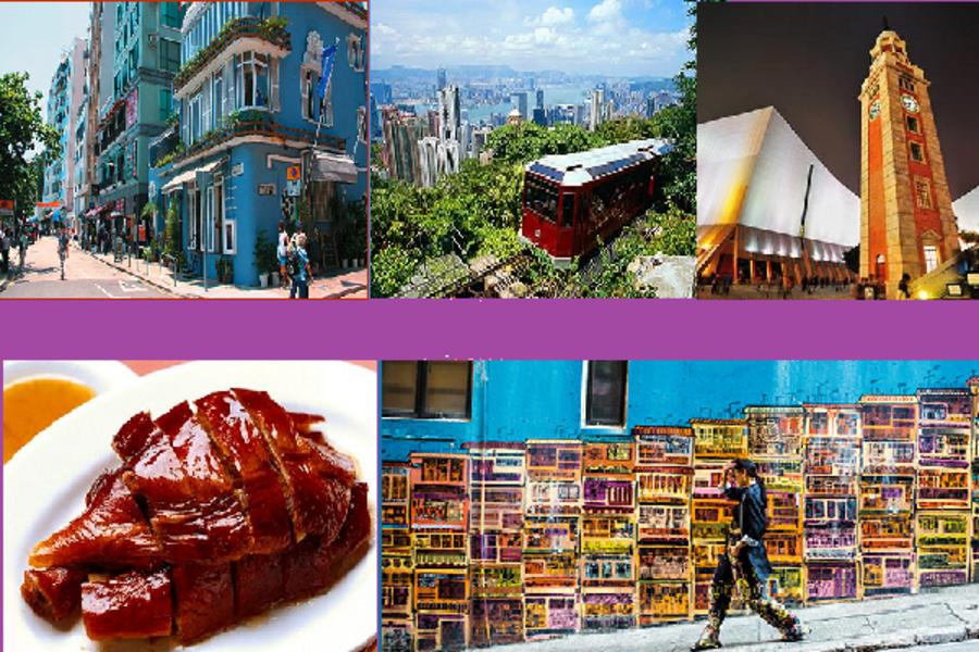 香港冒險派對親子旅遊三日(含稅)