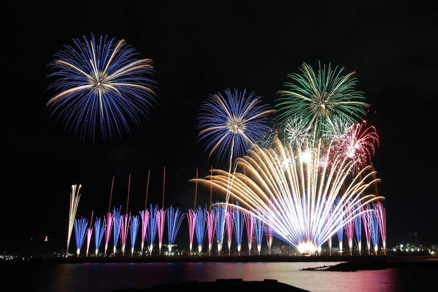 【2020琉球海炎祭】古宇利海洋塔、永旺夢樂城、暢遊海洋博水族館四日