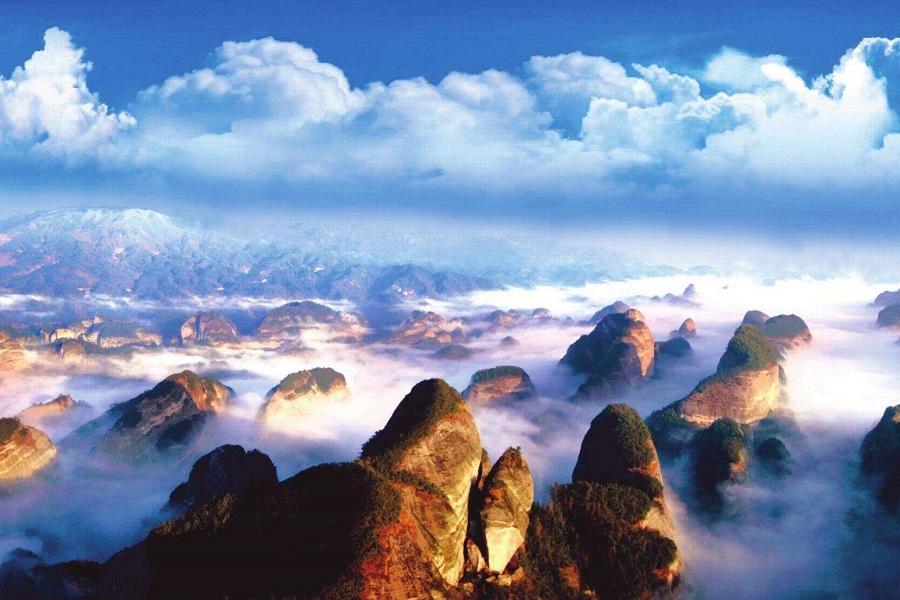 【夢想之湘˙張家界】奇景天門山、浪漫峎山、鳳凰古城、芙蓉鎮8日
