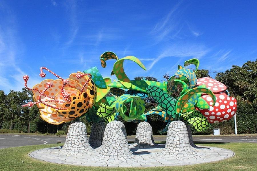 【鹿兒島小旅行】復活島摩艾公園、櫻島火山、名勝仙嚴園、砂浴體驗5日