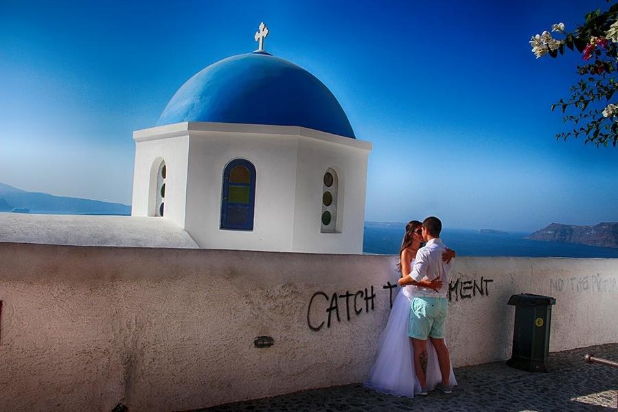 【賺很大】希臘 、天空之城、米克諾斯+聖多里尼雙島、愛情海下午茶10日