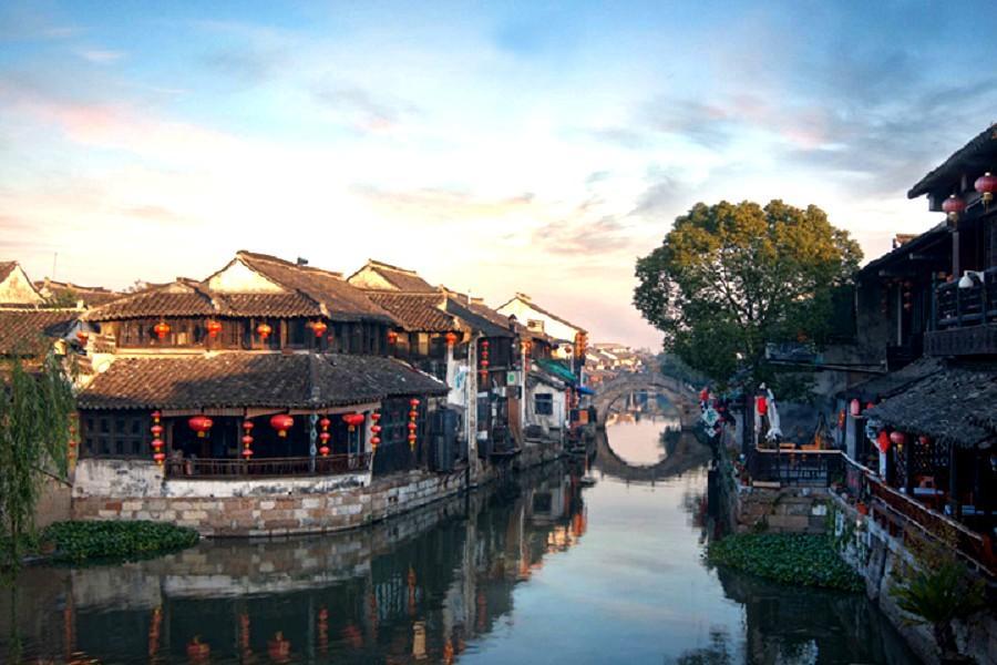 江南杭州京杭大運河、月河古鎮5天(相遇烏鎮乙晚)