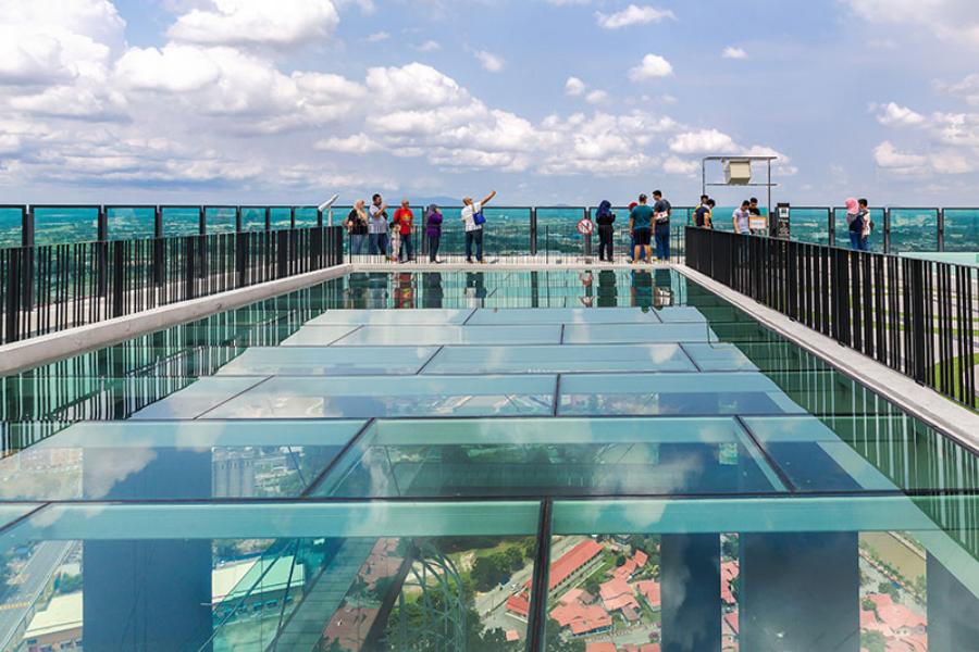 馬來西亞旅遊 |新亮點~黃金棕梠、吉膽島、雲頂高原、馬六甲玻璃走廊5日
