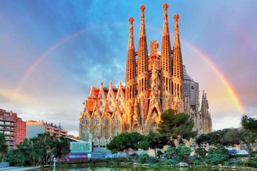 魅力歐洲!璀璨陽光~五星熱情西班牙藝術美食11天(夏季)