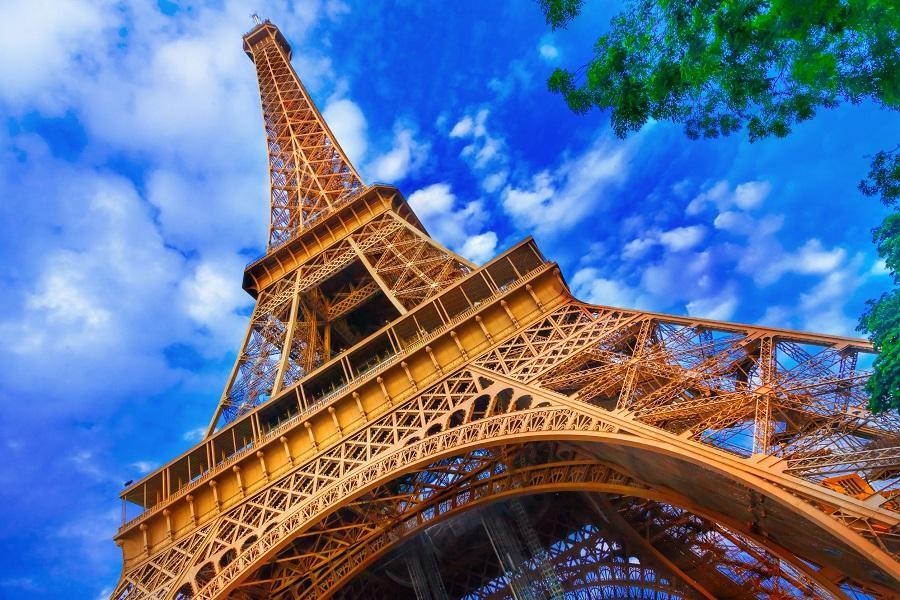 浪漫法國巴黎 梵谷 羅亞爾河雙堡 塞納河 香檳品酒 Outlet 8天