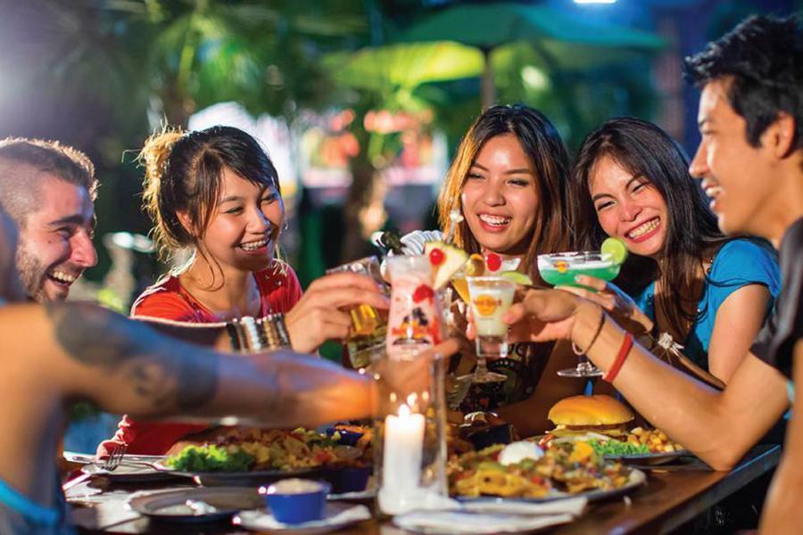 【泰國簡美學】搖滾一夏 、實彈射擊、水上樂園、HARDROCK饗宴五日