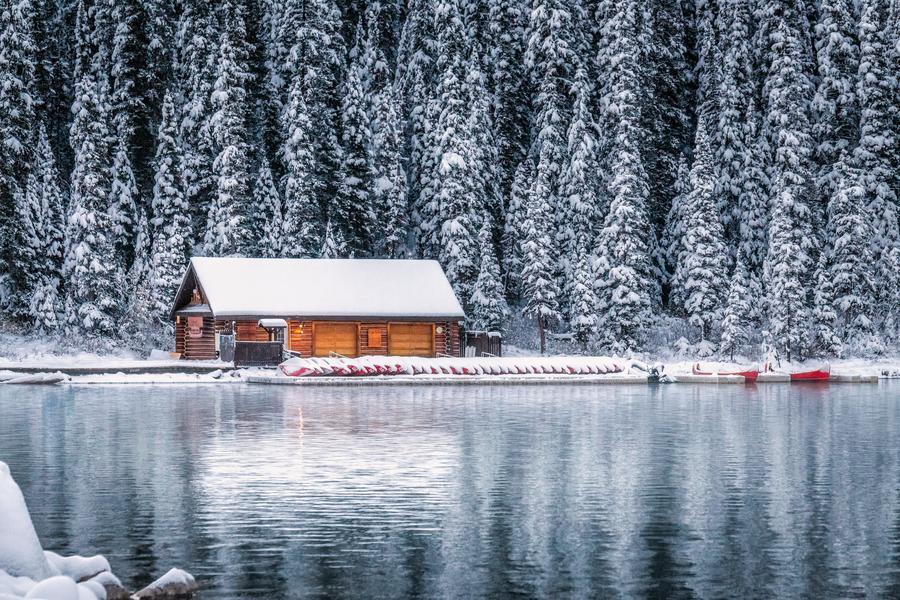 【玩美加族】洛磯雪姿舞9日 (維多利亞·洛磯山脈國家公園·露易絲湖)