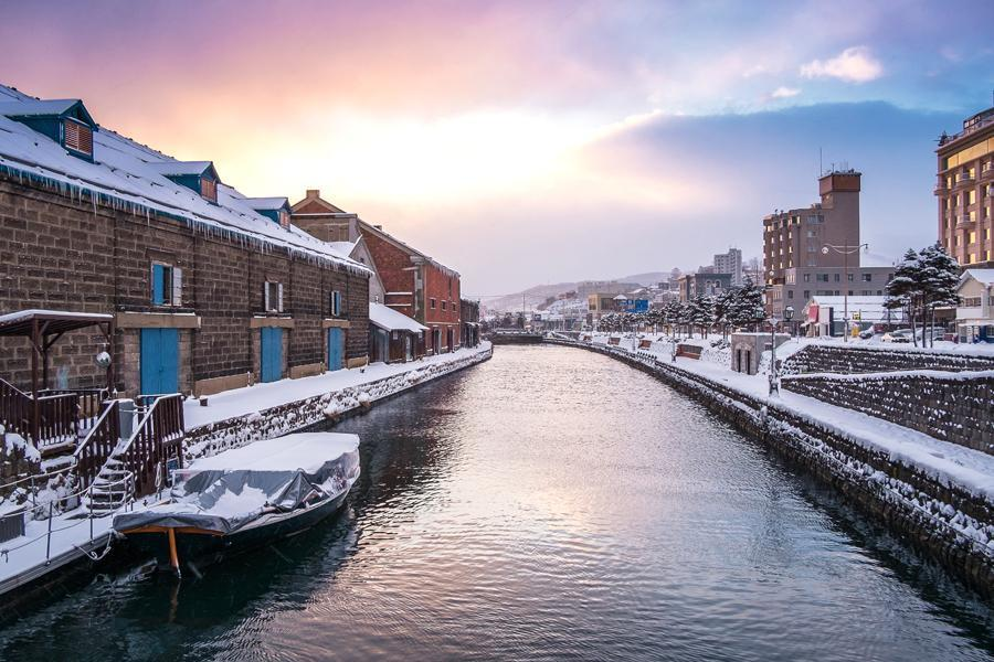 【冬季北海道四好禮】海洋尼克斯、璀璨函館、冬戀湯泉5日