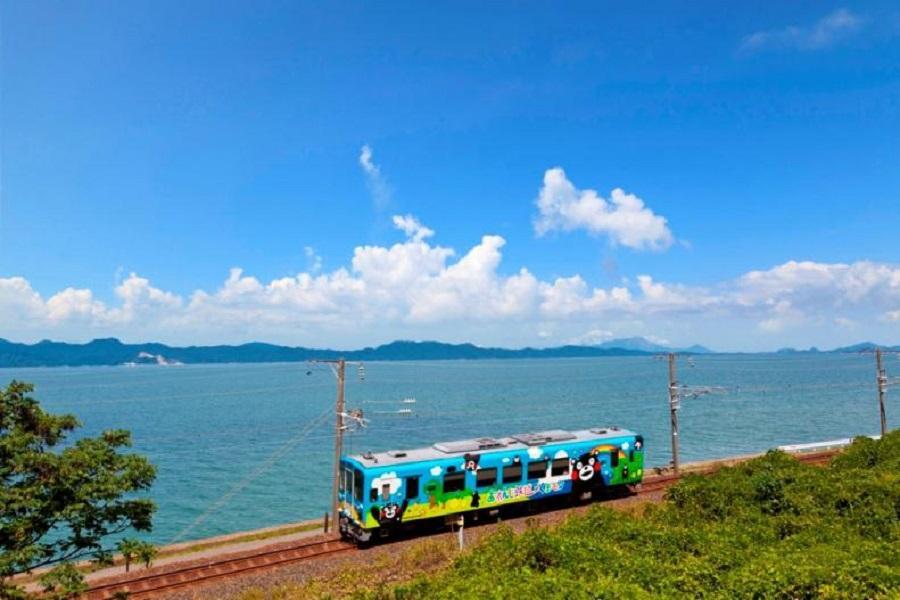 【楓紅九州鐡道慢旅】肥薩橙咖啡列車、櫻島火山、磯庭園抺茶、指宿沙浴6日
