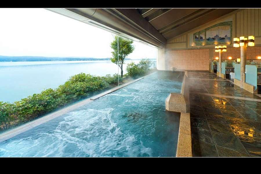百選姊妹館湯宿、名古屋合掌村、清涼立山上高地5日