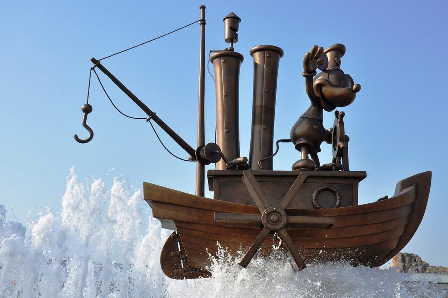 【大小孩的綺麗之夢】上海迪士尼、東方明珠塔、第一水鄉周庄5日