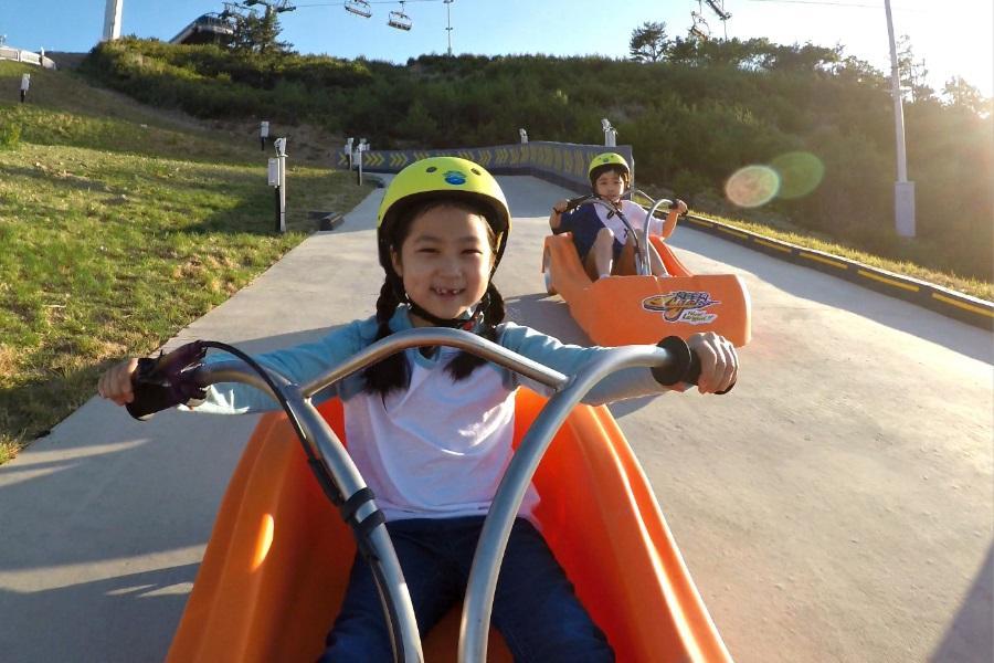 【釜山半自助】伊甸園卡丁車、韓服遊韓屋、跑跑人體驗館、一日自由活動4日