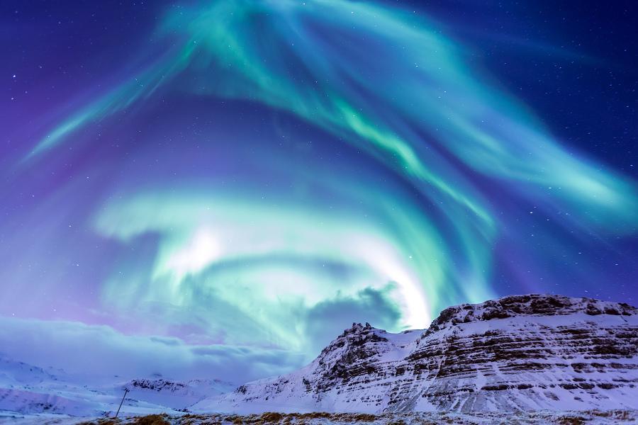 荷蘭冰島斯奈山半島9日~極光、冰島縮影、冰河湖、金環之旅