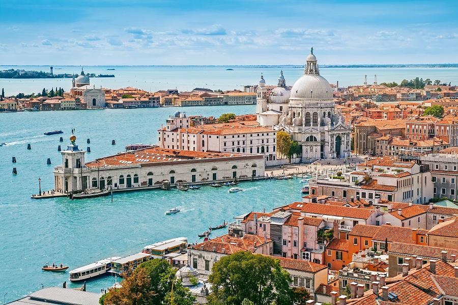 【福滿久久】義大利五漁村、威尼斯三島、雙高速列車、紅龍蝦評鑑料理10日