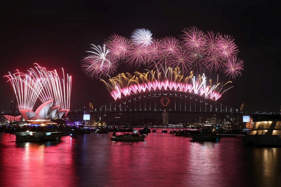 【雪梨跨年煙火】歌劇院、港灣大橋、雪梨塔8天
